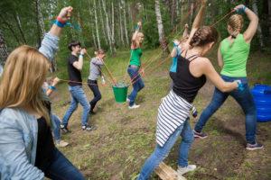 Психологические игры-тренинги на сплочение классного коллектива.