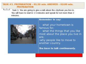Примерные ответы на задание 3 (сообщение на заданную тему) раздела Говорение ОГЭ по английскому языку