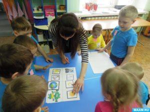 Квест-игра на английском языке для старших дошкольников