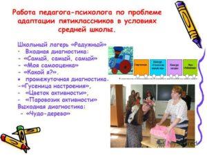 Отчет педагога-психолога по адаптации учащихся 1-5 классов