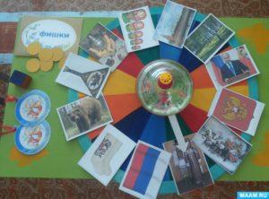 Дидактические игры по нравственно-патриотическому воспитанию в средней группе
