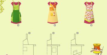 Олимпиадные задания по технологии для 5,6,7 классов (девочки)