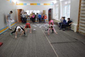 Подвижные игры и эстафеты для 1-4 классов