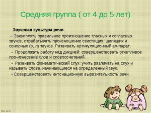 Картотека игр и игровых упражнений по формированию звуковой культуры речи в средней группе с ОНР