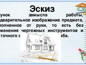 Тема: Архитектура. Изделие: дом. Урок по технологии 3 класс