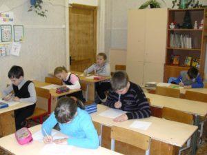 Районная олимпиада по математике для обучающихся 4 классов.