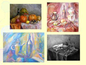 Конспект урока по ИЗО в 3 классе на тему художник и музей. Картина натюрморт