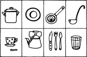 Подгрупповое логопедическое занятие по теме Орудия труда. Инструменты Звук [Л]. Буква Лл. (Подготовительная к школе группа)