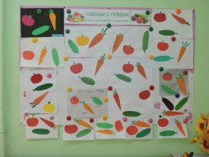Планирование тематической недели Заюшкин огород (овощи-фрукты) младшая группа 3-4 года