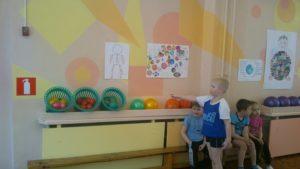 Конспект физкультурного занятия сюжетного типа в младшей группе Мой весёлый звонкий мяч