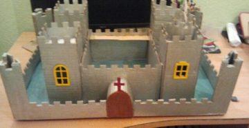 Исследовательский проект Тайна средневекового замка